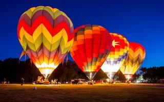 Tây Ninh sẽ tổ chức lễ hội Khinh khí cầu vào dịp Hội Xuân Núi Bà Đen 2018