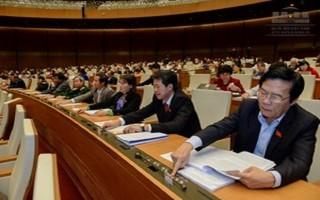 Quốc hội điều chỉnh lộ trình triển khai áp dụng Chương trình, SGK mới