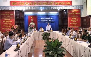 UBND tỉnh: Thông qua đồ án quy hoạch chung đô thị Hòa Thành đến năm 2030