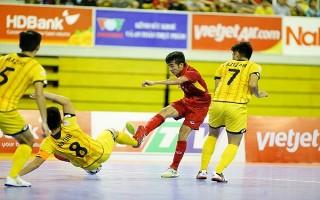 ĐT Futsal Việt Nam hoàn tất mục tiêu kép