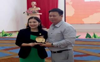 Lãnh đạo tỉnh tham quan cụm trường học của Tập đoàn Thành Thành Công tại Đồng Nai