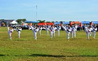 Khai mạc Đại hội TDTT huyện Bến Cầu năm 2017
