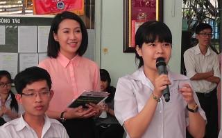 Thành đoàn Tây Ninh: Hướng nghiệp cho học sinh THPT