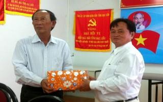 Hội Nhà báo tỉnh Tây Ninh tổ chức giao lưu, học tập kinh nghiệm