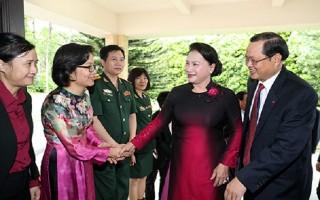 Mở ra những triển vọng hợp tác mới trong quan hệ Việt Nam - Singapore