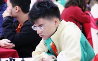 Anh Khôi vô địch Giải cờ vua đấu thủ mạnh toàn quốc 2017