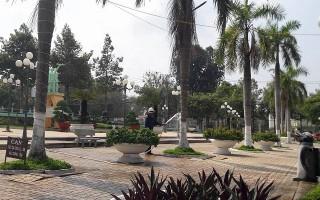 Thành phố Tây Ninh có 10 công viên phục vụ nhân dân