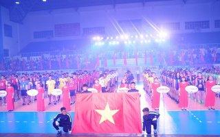 Khai mạc vòng 2 Giải bóng chuyền vô địch quốc gia PVGas năm 2017