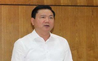 Đình chỉ sinh hoạt Đảng đối với đồng chí Đinh La Thăng, Ủy viên Trung ương Đảng, Phó Trưởng Ban Kinh tế Trung ương