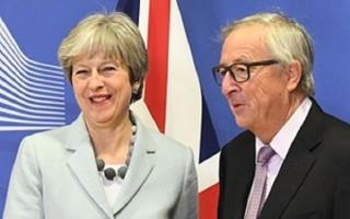 Bước tiến trong đàm phán Brexit
