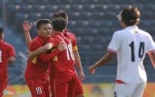 Những điểm nhấn sau trận U23 Việt Nam 4-0 U23 Myanmar
