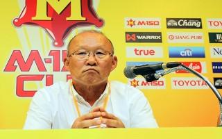 HLV Park Hang Seo kéo U23 Việt Nam xuống mặt đất