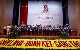 Sáng nay 11.12, chính thức khai mạc Đại hội Đoàn toàn quốc lần thứ XI