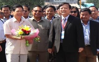 Đoàn cựu lưu học sinh Campuchia sang giao lưu tại Việt Nam