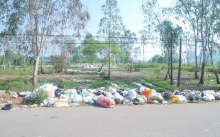 Giải quyết tình trạng rác thải gây ô nhiễm môi trường