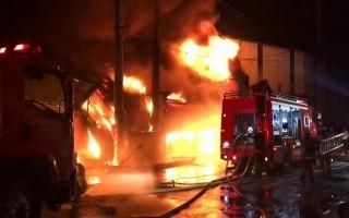 Cháy khu nhà ở của lao động, 6 người Việt chết ở Đài Loan