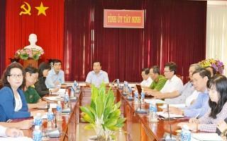 Ban Tuyên giáo Trung ương tổ chức Hội nghị báo cáo viên tháng 12