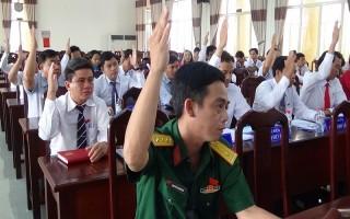 Bế mạc kỳ họp thứ 5 HĐND thành phố Tây Ninh
