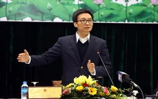 Phó Thủ tướng yêu cầu đối thoại về Bóng đá Việt Nam