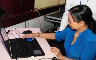 Điện lực Tây Ninh tổ chức quay số trúng thưởng cho khách hàng