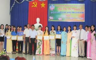 Công đoàn viên chức Tây Ninh: Nhiều hoạt động nổi bật