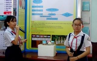 """Khai mạc cuộc thi """"Sáng tạo khoa học kỹ thuật"""" năm học 2017-2018"""