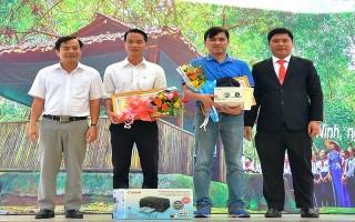 Trao giải Cuộc thi Ảnh đẹp du lịch Tây Ninh năm 2017