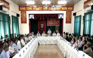 Họp mặt Ban liên lạc truyền thống Đội biệt động C2/45 thị xã Tây Ninh