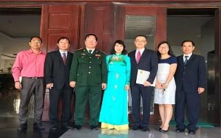 Quốc vương Norodom Sihamoni chào đón tân Đại sứ Việt Nam tại Campuchia