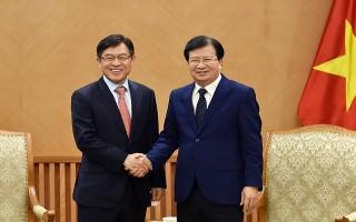 Samsung cần đi đầu trong kết nối DN, phát triển công nghiệp hỗ trợ tại VN