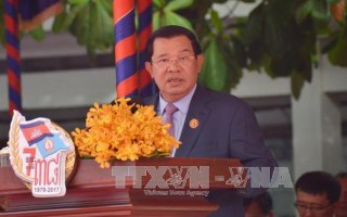 Campuchia tưng bừng kỷ niệm ngày chiến thắng chế độ diệt chủng