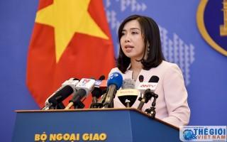 Việt Nam kêu gọi các bên đóng góp duy trì hòa bình trên Bán đảo Triều Tiên