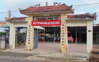 Trương tộc ở Thanh Điền