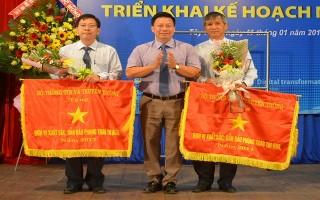 Năm 2017 VNPT Tây Ninh tăng trưởng 49 tỷ đồng