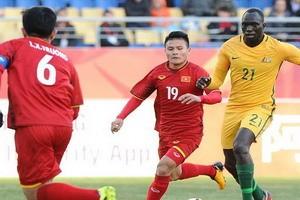 U-23 Việt Nam không hay bằng Syria