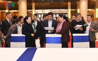 Chủ tịch Quốc hội dự tổng duyệt hoạt động của Hội nghị APPF-26