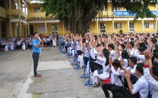 Tân Biên: Tư vấn hướng nghiệp cho học sinh