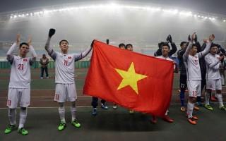 U23 Việt Nam lập kỳ tích: Cảm ơn Syria, vì chúng tôi xứng đáng!