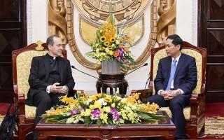 Việt Nam luôn coi trọng các giá trị tích cực của Công giáo