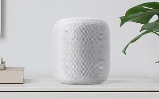 Loa thông minh Apple HomePod sẽ sớm có mặt trên thị trường