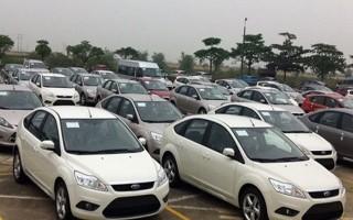 Siết quy định về ô tô nhập khẩu