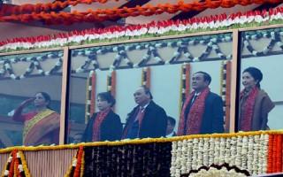 Thủ tướng Nguyễn Xuân Phúc dự lễ diễu hành mừng Ngày Cộng hoà Ấn Độ