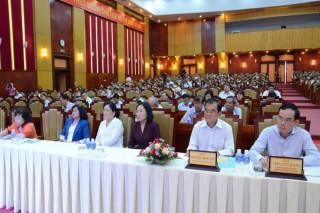 Triển khai chuyên đề năm 2018 về học tập và làm theo tư tưởng, đạo đức, phong cách Hồ Chí Minh