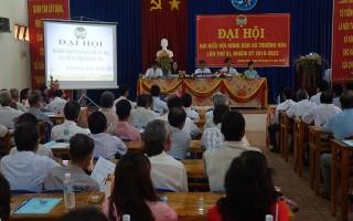 Hội Nông dân Trường Hoà tổ chức Đại hội đại biểu lần thứ XI