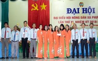 Tổ chức Đại hội đại biểu lần thứ XI, nhiệm kỳ 2018 – 2023