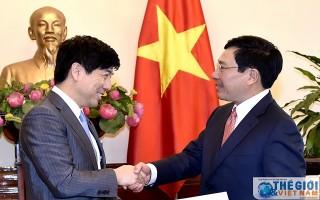 Thúc đẩy các hoạt động dịp Việt Nam - Nhật Bản kỷ niệm 45 năm quan hệ ngoại giao