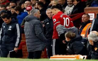 Mourinho đẩy Ibrahimovic ra khỏi MU, Giroud đầu quân Chelsea