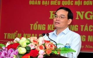 Đoàn ĐBQH đơn vị tỉnh Tây Ninh tổng kết công tác năm 2017