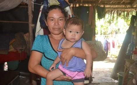 Bé 16 tháng tuổi mang bệnh hiểm nghèo