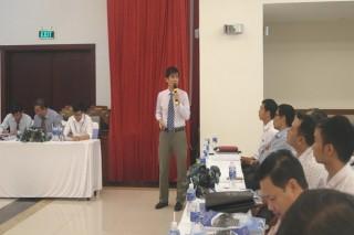 """Hội thảo báo cáo chuyên đề """"Ứng dụng công nghệ mới cho kết cấu áo đường trên địa bàn tỉnh Tây Ninh"""""""